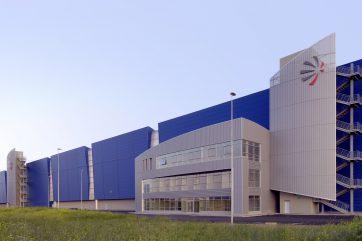 Alenia Aircraft complex