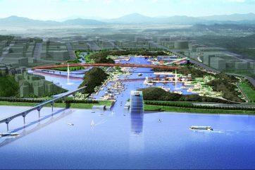 Concorso internazionale Magok Waterfront