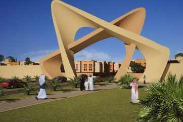 NEW TOWN IN KSA